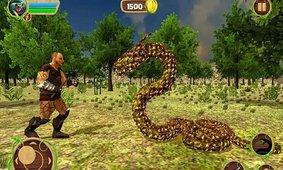 蛇出没-贪吃蛇生存截图