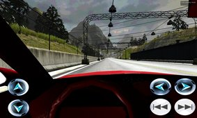3D賽車截圖