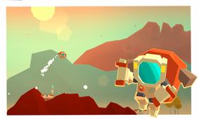 火星探險截圖