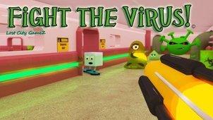 消灭病毒截图