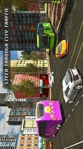 旅游巴士司機3D截圖