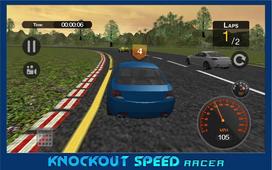 淘汰赛极速赛车手截图