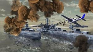 战舰召唤截图