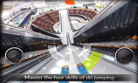 超级滑雪少年截图