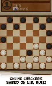 西洋跳棋截图