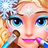 冰雪女王裝扮沙龍