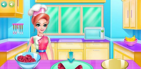 美食制作-甜点食谱截图