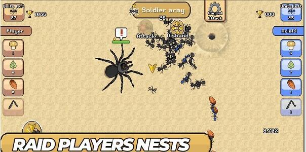蚂蚁模拟器截图
