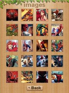 蜘蛛侠拼图截图