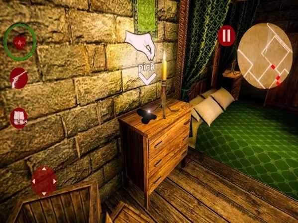 恐惧古堡逃生3D截图