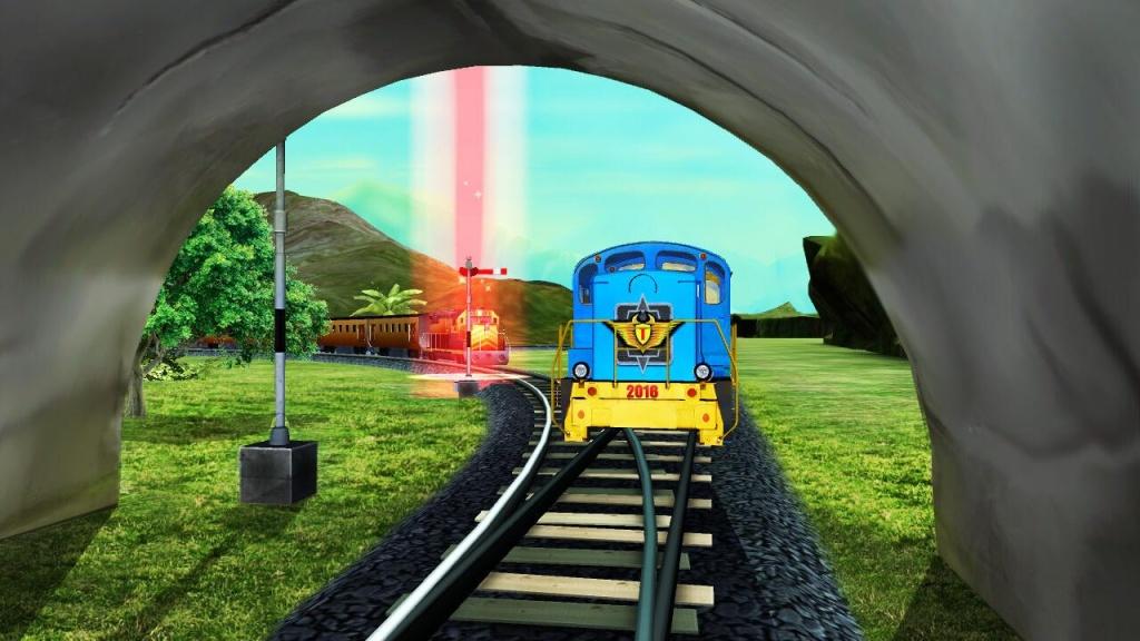 模擬火車2016年截圖