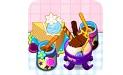 芭比公主甜品屋