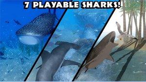 究極鯊魚模擬截圖
