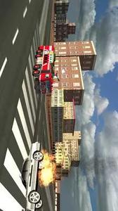消防车紧急救援截图