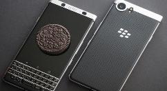 本周四黑莓KEYone将升级安卓8.0