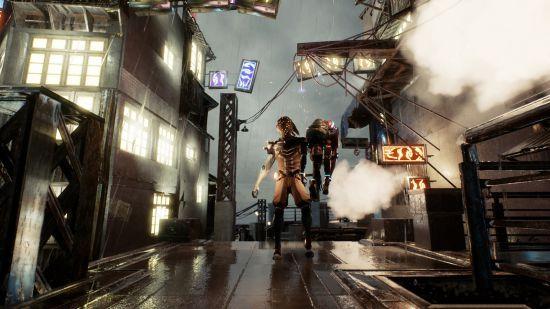 今日!国产游戏《基因雨》正式登陆PS4平台
