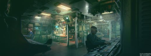 《库尔斯克》登录Steam  一款冒险游戏佳作