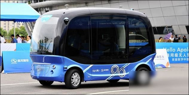 百度软银达成合作 准备进入日本自动驾驶公交行业