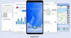 Android 9 Pie正式版上线:加入全新全面屏操作手势