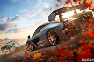 《极限竞速:地平线4》预告:用最猛的车过最帅的弯