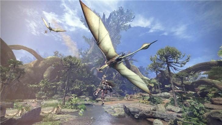 《怪物猎人:世界》Steam上出售:308元