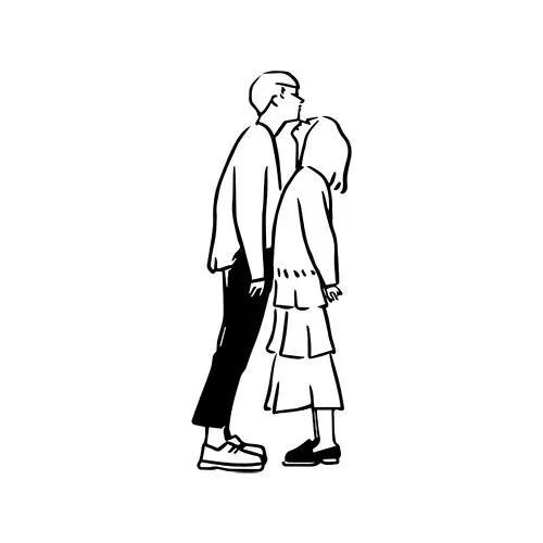 抖音简笔画小人表白表情包-在抖音中制作爱心九宫格图片的方法讲解