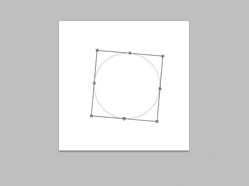 设计高科技感的圆形图形