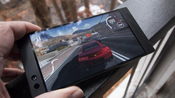 雷蛇第二代Razer Phone确实存在,正在研发中截图