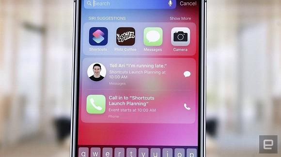 iOS 12:Siri重大升级加入9项新功能截图