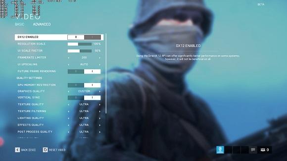 《战地5》beta版将于9月6日正式开放