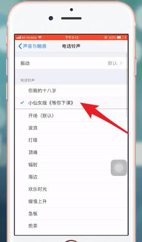 苹果手机操作铃声的详细设置iphone在国外能用吗图片