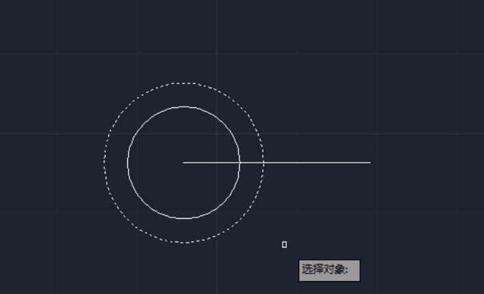 在AutoCAD中修剪讲解线条的具体多余锁cad图片