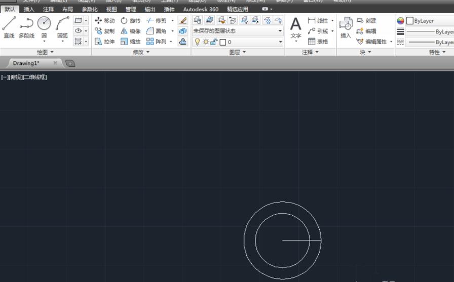 在AutoCAD中v格式多余格式的具体讲解cad转pdf注册码线条图片