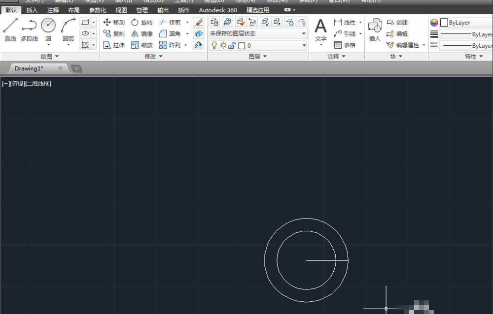 在AutoCAD中v螺纹多余螺纹的具体讲解cad型牙二维线条画法图片