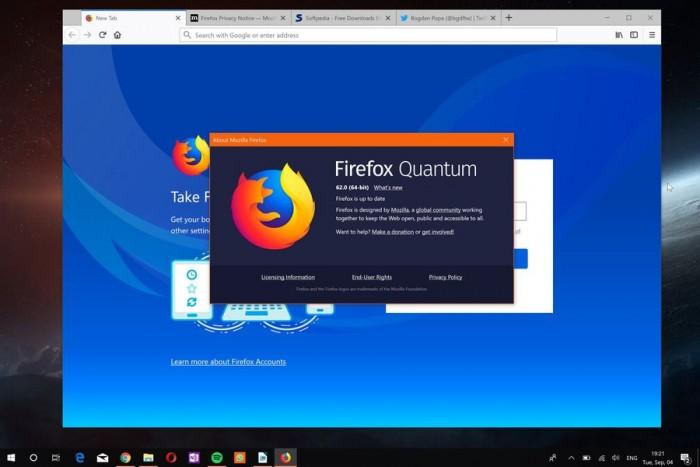 Firefox 62正式版上线:强化同步功能