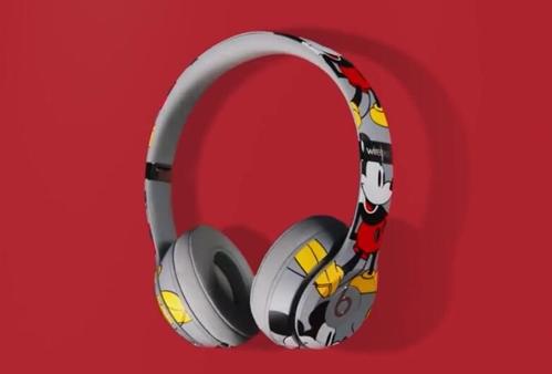 苹果突然带来Beats Solo 3特别版新品:有爱