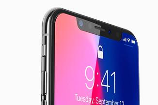 苹果最新屏幕专利曝光:刘海屏时代即将过去