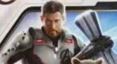 《復聯4》雷神新制服曝光 科幻未來感超強