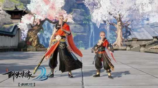 剑侠情缘2剑歌行少林