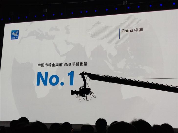 中国市场全渠道8GB手机销量冠军竟是一加手机