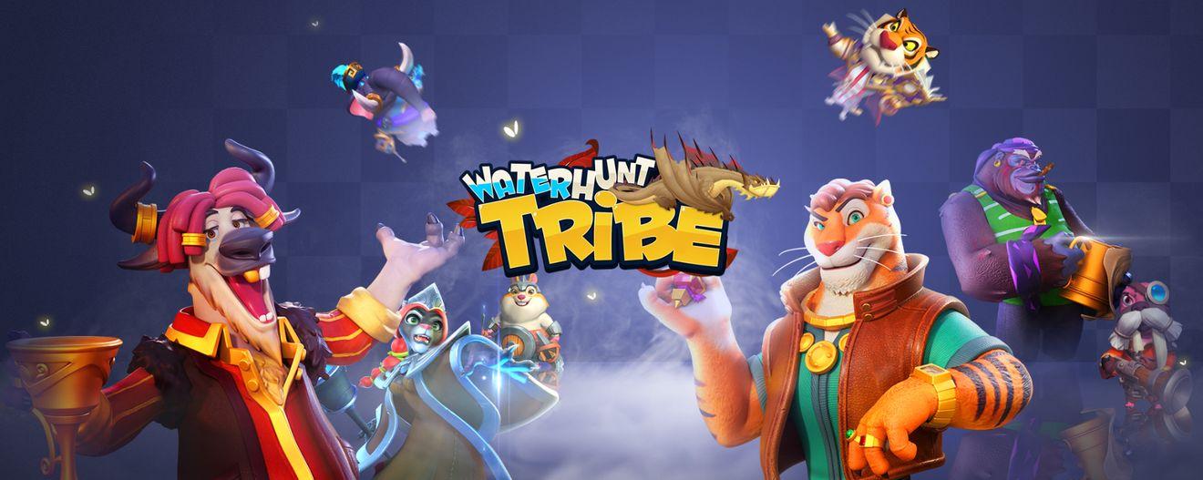 猎水部落搭配动物疯狂策略挂机作战分享