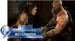 《战神4》2018获得7项大奖,表现出色
