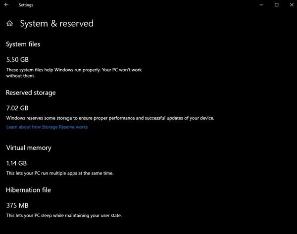 微软推旗下Windows 10 19H1新版18312