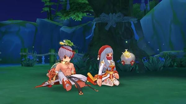 《仙境传说RO》转运四叶鲤装饰属性分享