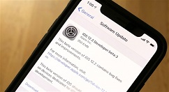 苹果正式推送iOS 12.2的第三个测试版