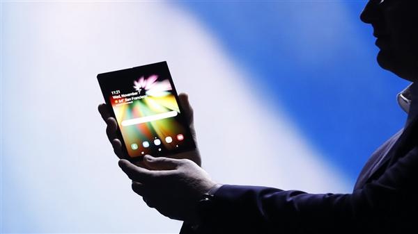 官宣了!三星可折叠智能手机2月20日上线!