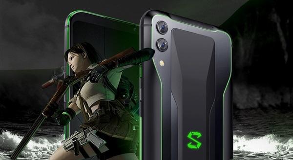 官方总结黑鲨游戏手机2,一张图看懂
