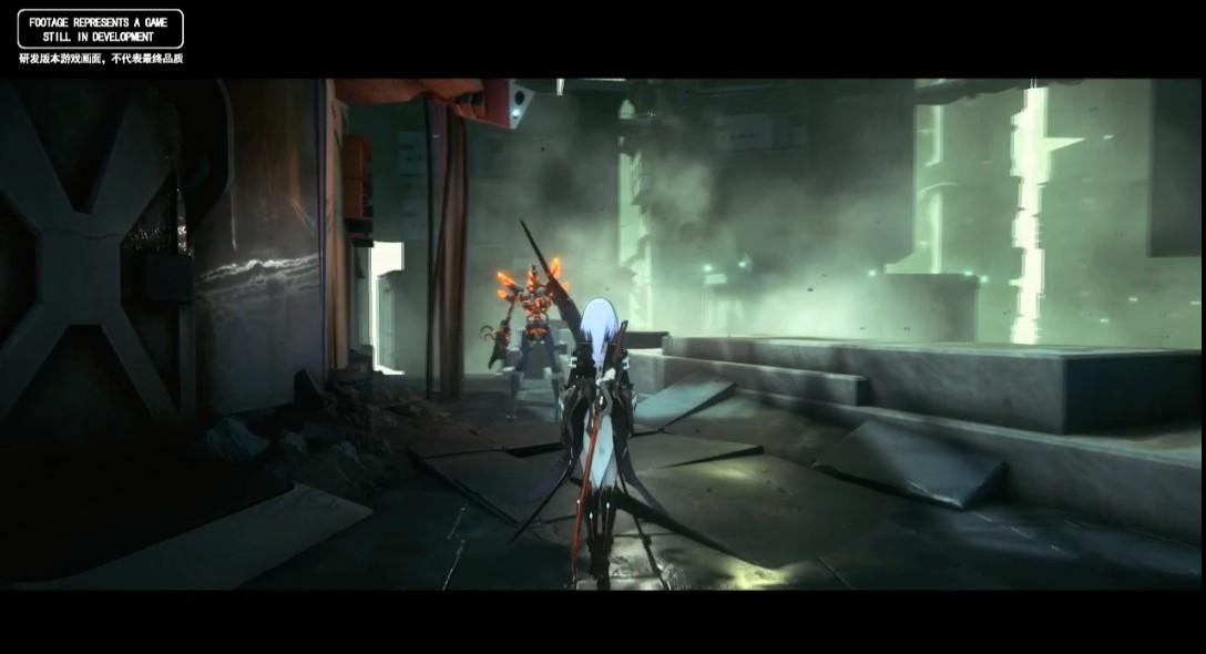 国产动作角色扮演游戏《无限机兵》正式公布!