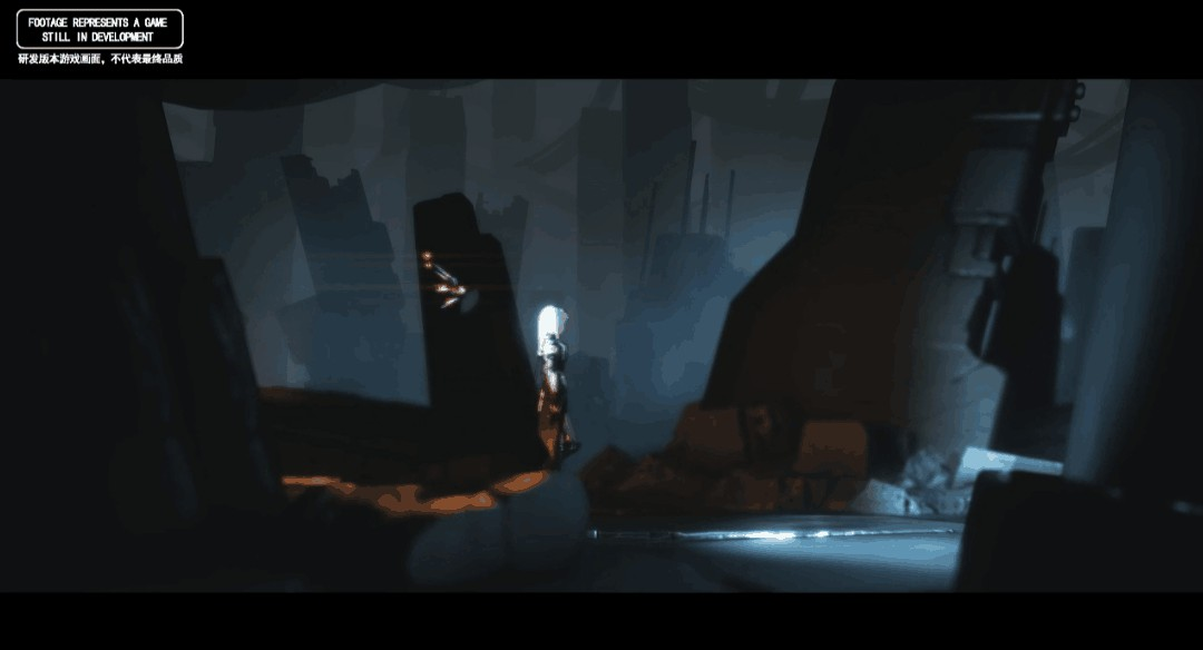 国产动作角色扮演游戏《无限机兵》正式公布!截图