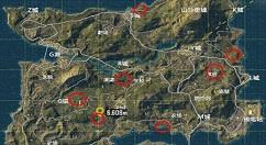 《刺激戰場》海島核電站隱藏地點詳細介紹